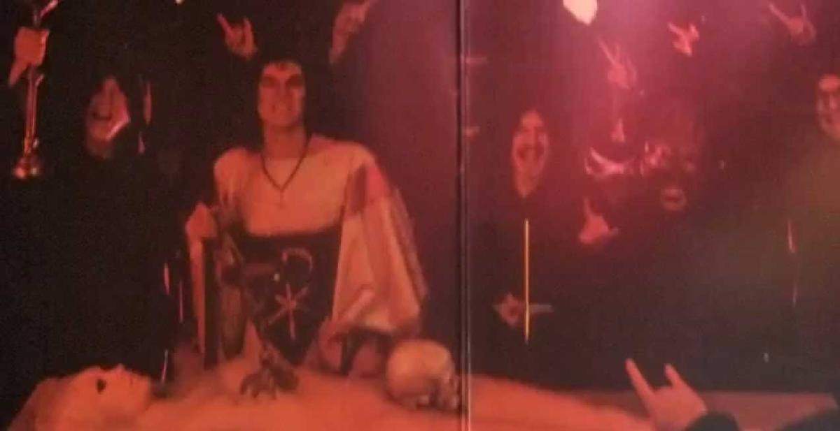 Ocultismo, exoterismo, satanismo, filmes de terror. O lado obscuro da Música Lenta - Ato I